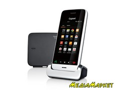 S30852H2311S301 Радіотелефон Gigaset SL930A DECT Metal (Android 4.0)